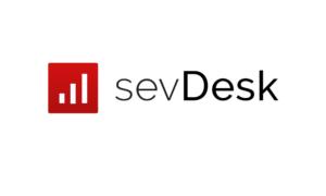 Logo de sevDesk
