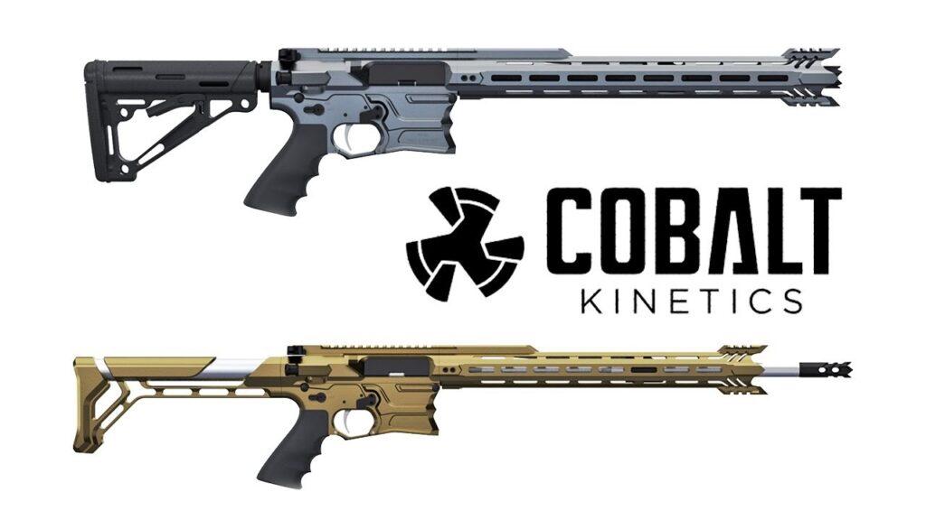 Cobalt Kinetics, fabricant de matériel pour Airsoft erpag