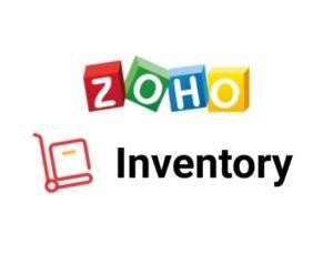 Logo de Zoho Inventory